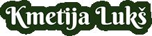 Kmetija Lukš Logo